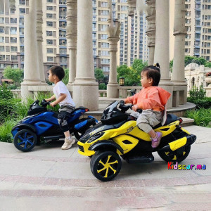 Kids Ride On Electric Cars FIAT 500 licence