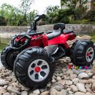 ATV style ride on quad 24V